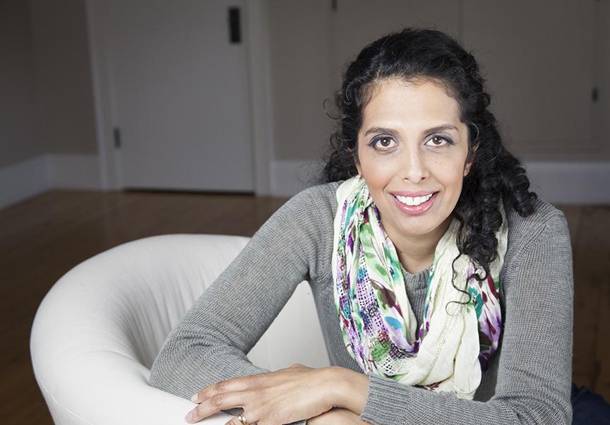 Author portrait photo