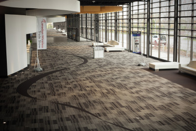 Toronto Congress Centre lobby